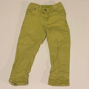 H&M   Slim Fit Lined Pants 12-18M